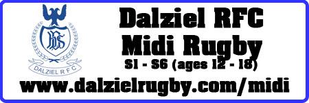 Dalziel Rugby Club Midi