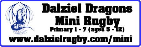 Dalziel Rugby Club Mini